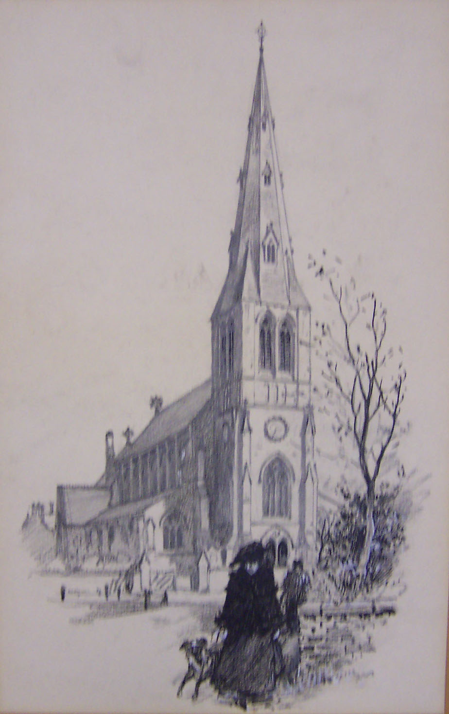 St. Mary's Church, Crumpsall
