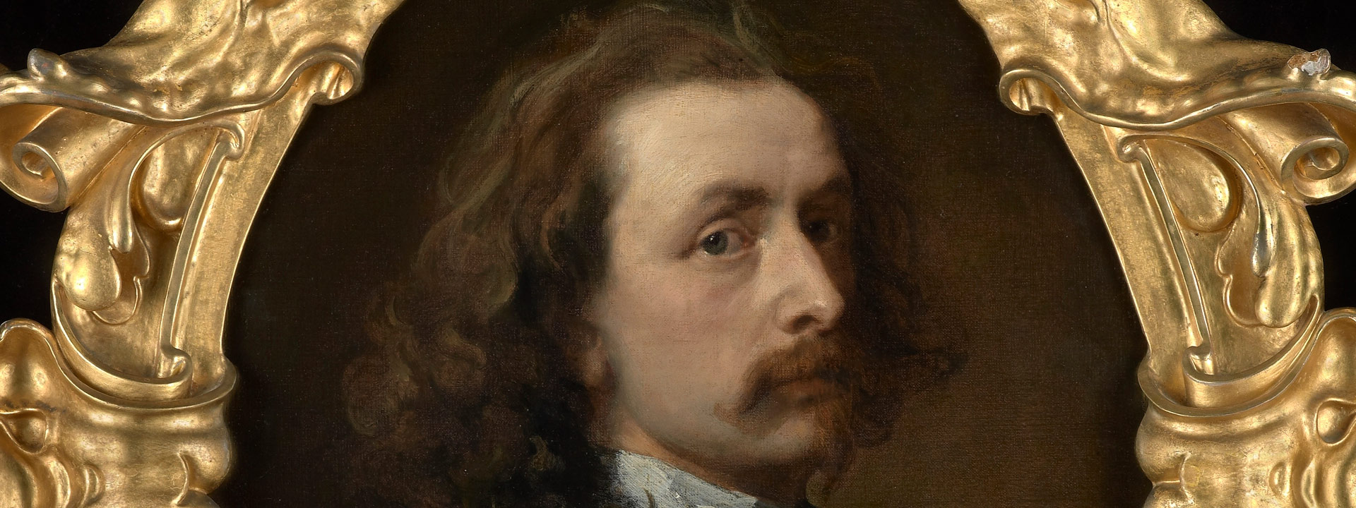 Self-portrait by Sir Anthony van Dyck, c.1640 © National Portrait Gallery, London.
