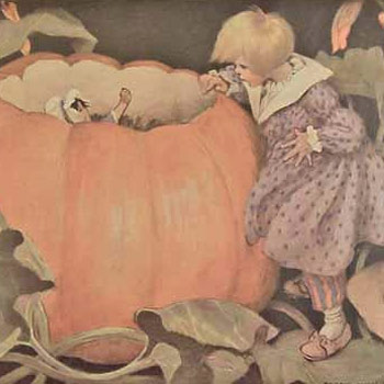 Jessie Willcox Smith, Peter, Peter Pumpkin-eater