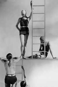 Bare Facts about Fashion by George Hoyningen-Huene, 1929