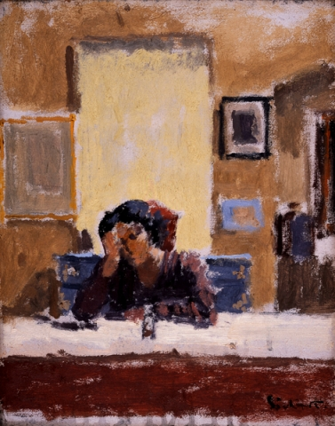 Walter Sickert, The Mirror