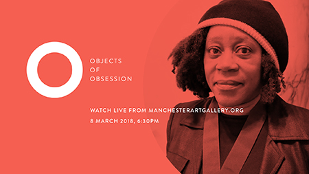 Sonia Boyce: Objects of Obsession