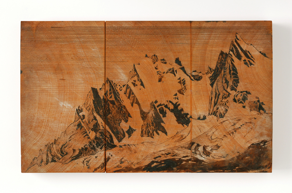 John Ruskin (after J. M. W. Turner), Aiguille Du Midi, France