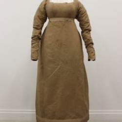 Dress, 1918, worn by Mrs Mabbot of Manchester