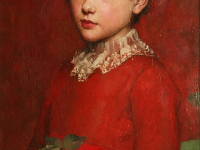 Susan Isabel Dacre, A Girl (Bertha Edgar)