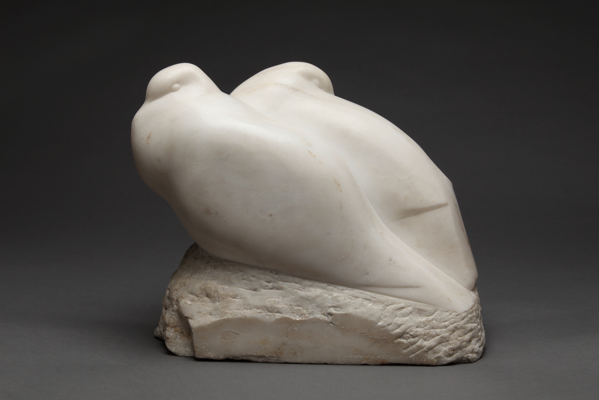 Dame Barbara Hepworth, Doves, 1927