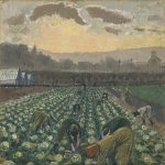 Evelyn Dunbar's Sprout Picking